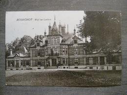 Cpa Bruxelles Laeken - Boisschot - Hof Ter Laeken - Uitg. M. Fobelets, Boisschot - Laeken