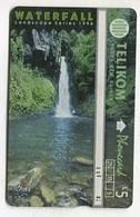 PAPUA & NEWGUINEA - TK 32536 - LG  Waterfall 605B ... - Papua New Guinea