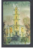 LITUANIA (LITHUANIA) -  2000 CHRIST KING CATHEDRAL  - USED - RIF. 10737 - Lituania