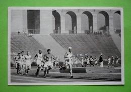 Image 120 X 80 - JEUX OLYMPIQUES 1932 - MARATHON  - ZABALA  Médaille D'or  - Voir Détails Au Verso - Deportes