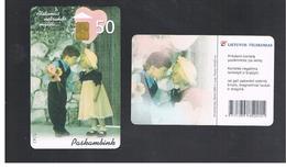 LITUANIA (LITHUANIA) -  2000 CHILDREN    - USED - RIF. 10741 - Lithuania