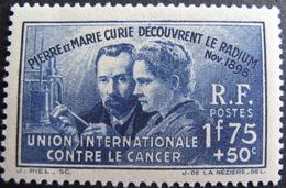 LOT R1752/87 - 1938 - N°402 NEUF* - ☛☛☛ PRIX DE DEPART A MOINS DE 15% DE LA VALEUR CATALOGUE - France