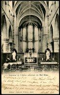 CP   Abbaye N.-D. Du Val Dieu   ---   Intérieur  --  Circulé En 1904 - Aubel