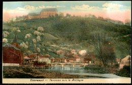 CP   Chèvremont   --   Panorama Vers La Montagne  --  Colorisé - Chaudfontaine