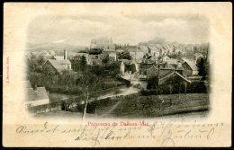 CP   Dahlem   --   Panorama Dalhem - Visé   --  1890 ? - Dalhem