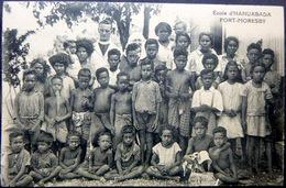 OCEANIE NOUVELLE GUINEE ECOLE D'HANUABADA PORT MORESBY PEDAGOGIE ENSEIGNEMENT - Papouasie-Nouvelle-Guinée