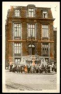 CP   Tilleur  --  Maison Communale  --  Colorisé Et Animé - Saint-Nicolas