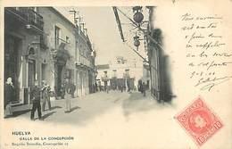 PIE-R-18-1718 : HUELVA. CALLE DE LA CONCEPTION - Huelva