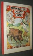 CINEMATIQUE N°8 : HISTOIRE DE 3 ENFANTS RUSSES //Max COLOMBAN - Bonne Presse 1926 - Livres, BD, Revues