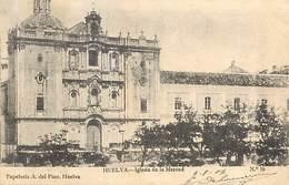 PIE-R-18-1723 : HUELVA. IGLESIA DE LA MERCED - Huelva