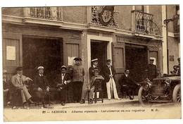 BEHOBIA   ADUANA ESPANOLA  -  CARABINEROS EN SUS REGISTROS - Guipúzcoa (San Sebastián)