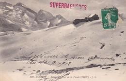 31 / LUCHON / REFUGE DU PORT DE LA PICADE / TAMPON SUPERBAGNERES - Luchon