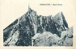 PIE-R-18-1741 : GIBRALTAR. SIGNAL STATION - Gibraltar
