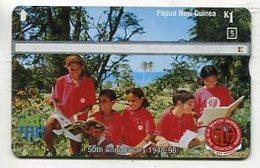 TK32557 PAPUA NEWGUINEA - LG Children - Papua New Guinea