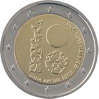 Estonia 2euro Cc - Independência - 2018 UNC - Estonia