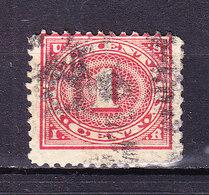 USA, Gebuehrenmarke, 1 Cent (49722) - Gebührenstempel, Impoststempel
