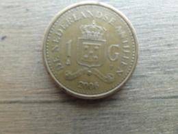 Antilles  Neerlandaises  1  Gulden  2006   Km 37 - Antilles Neérlandaises