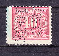 USA, Gebuehrenmarke, 40 Cent (49727) - Gebührenstempel, Impoststempel