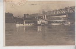 Traghetti Bateaux Ferryboat Nave Ship Rhein  G/t - Traghetti