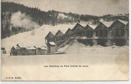 Les Glacières Du Pont (Vallée De Joux) - VD Vaud