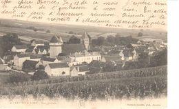 (89) Yonne - CPA - Chitry Le Fort - Vue Générale - France