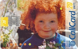Ireland - Eircom - Beautiful Ireland - Girl - 20Units, 06.1999, 87.500ex, Mint (check Photos!) - Ireland