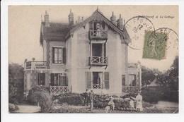 CPA 35 ROTHENEUF Le Cottage - Rotheneuf