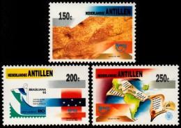 ~~~ Netherlands Antilles 1993 - UPAEP Good Set - Mi. 780/782 ** MNH OG ~~~ - Antillen
