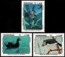 ~~~ Honduras 1993 - UPAEP Fauna Birds  Good Set - Mi. 1217/1219 ** MNH OG ~~~ - Honduras