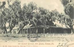 PIE-R-18-1758 : OLD SPANISH GARRISON FORT BROOKS TAMPA - Tampa