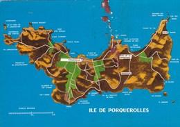 ILE DE PORQUEROLLES (dil358) - Porquerolles