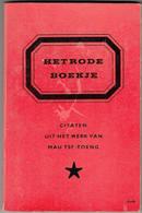 Het Rode Boekje Citaten Uit Werk Van Mau Tse Toeng 1967 - Histoire