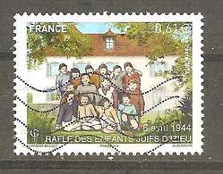 FRANCE 2014 - Oblitéré - Y.T.N° 4852- - Used Stamps