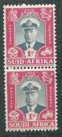 Afrique Du Sud    - Yvert N° 160 Et 163 ** Se Tenant   -  Pa12405 - Unused Stamps