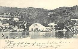 PIE-R-18-1769 : SAINT THOMAS - Antilles Neérlandaises