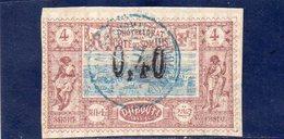 COTE DES SOMALIS 1899 O - Oblitérés
