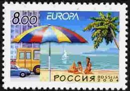 Russia 2004  - Europa Cept -  Stamp MNH** - Europa-CEPT