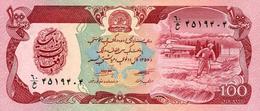 AFGHANISTAN 100 AFGHANIS 1358 (1979) P-58a NEUF [AF342b] - Afghanistan