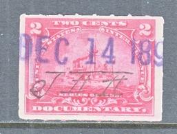 U.S. R 164   ROULETTE  5 1/2    (o)   BATTLESHIP - Revenues
