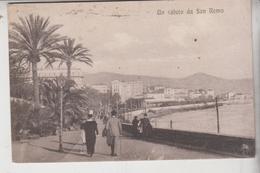San Remo Un Saluto 1920  G/t - San Remo