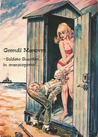 871-GRANDI MANOVRE-Soldato Guardon... In Avanscoperta! ... - Genealogia