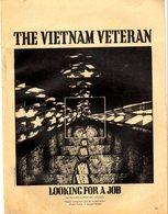 THE VIETNAM VETERAN   -   PAGE 57 A 96  -  LOOKING FOR A JOB - Livres, BD, Revues
