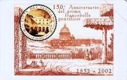 *VATICANO - N. 99* -  Scheda NUOVA (MINT) - Vatican