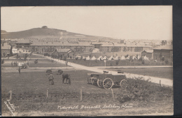 Wiltshire Postcard - Tidworth Barracks, Salisbury Plain   RT156 - Angleterre