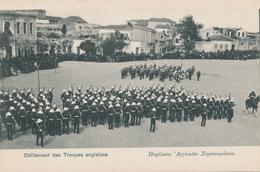 ZZ419 -- CRETE - Carte-Vue Neuve Ed. Alikiotis 250 - Défilement Des Troupes Anglaises - Crète