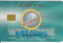 ITALY - Mega Network, Calendar 2005 - Andere Sammlungen