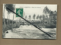 CPA Rétrécit -  Sailly Laurette - Chute De La Somme - France