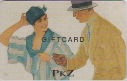 GIFT CARD - SWITZERLAND - PKZ 04 - Gift Cards