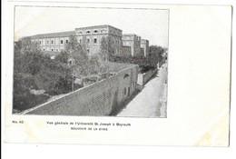 BEYROUTH (Liban) Vue Générale De L'Université Saint Joseph - Liban