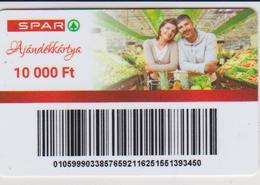 GIFT CARD - HUNGARY - SPAR 11 - 10 000FT - Gift Cards